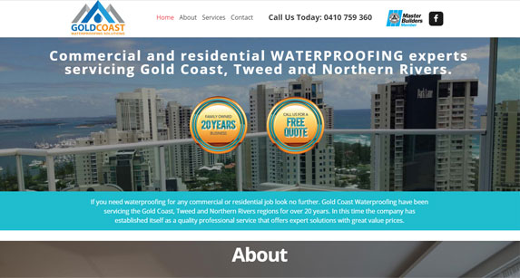 Waterproofing Gold Coast